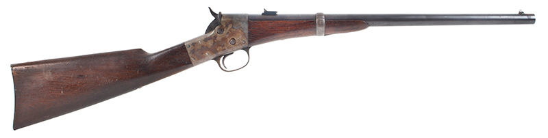 Rifle, Remington Carbine, Split Breech, Type 1, .46 Caliber Rim Fire Made for the Union Army, right facing