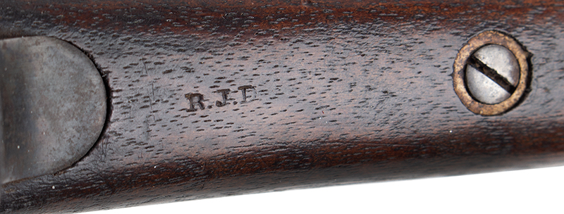 Rifle, Remington Carbine, Split Breech, Type 1, .46 Caliber Rim Fire Made for the Union Army, mark