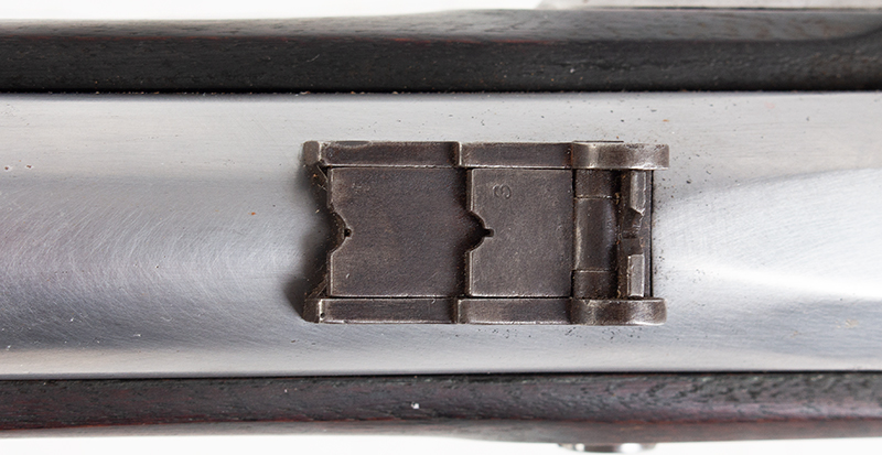"Model 1861 U.S. Percussion Rifle-Musket, Springfield, Dated 1862 .58-Caliber Single Shot Muzzleloader, 40"" Barrel, sight"