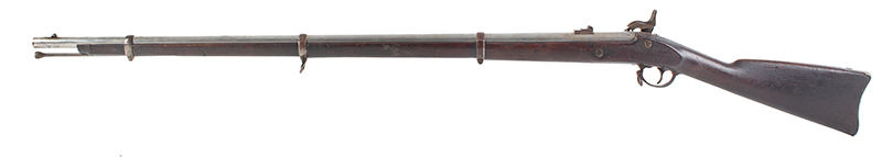 U.S.  Model 1863 Type I Contract Rifled Musket, Springfield, UNTOUCHED          Springfield, Massachusetts, left facing