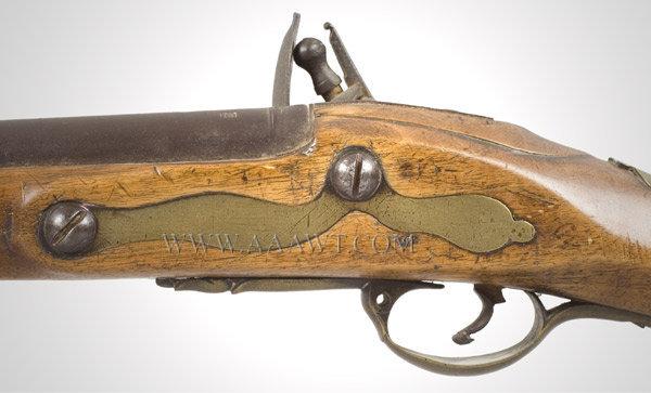 Brown Bess, 2nd Model Revolutionary War Short Land Germanic