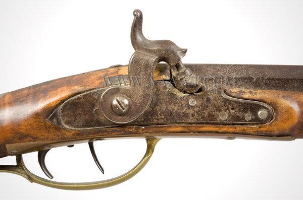 Pennsylvania Long Rifle Christian Derr Kentucky Rifle F592