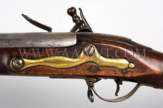 American Revolutionary War Musket, F378