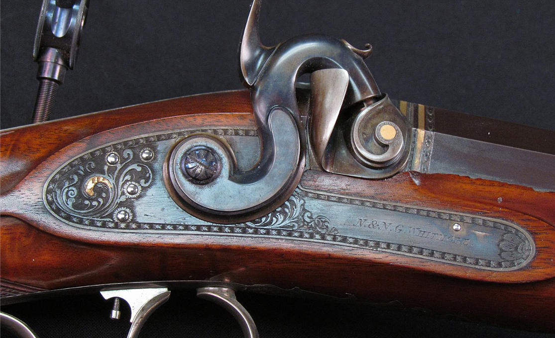 U.S. Grant's Whitmore Rifle, National Museum of American History