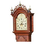 Antique Tall Clock, Silas Parsons, Swanzey, New Hampshire, Circa 18050