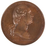 We currently have a large selection of Medallic Washington Portraits   Washington Before Boston Medal, Original Die, Early Strike, Circa 1789