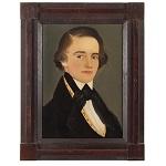 Portrait, Young Man, Wm PriorFrame: 19 x 14.5