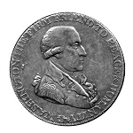 Harris & Clark Grate Cent, 2nd Obverse, Circa 1795 GW-50