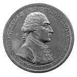 Westwood Medal, 2nd Reverse, Bronze, Circa 1800, Scarce, 40.75mm GW-83