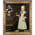 Antique Portraits, Paintings, Mirrors