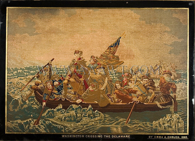 when did washington cross the delaware