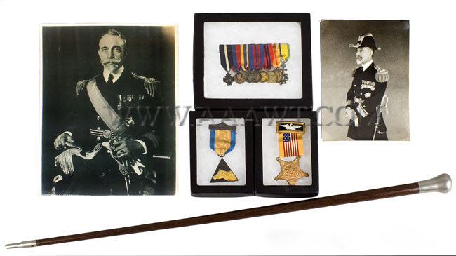 Medals, Naval, Badge, GAR, Medal, Military Order of the Carabao
