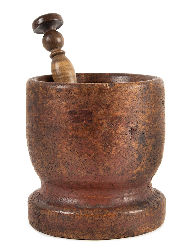 Mortar and Pestle, Antique