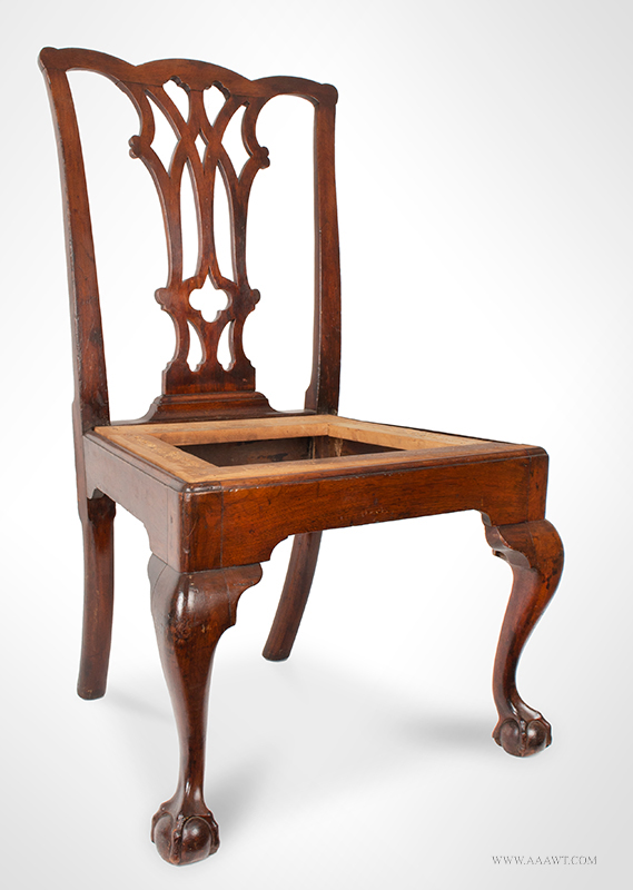 Chippendale Side-Chair, 