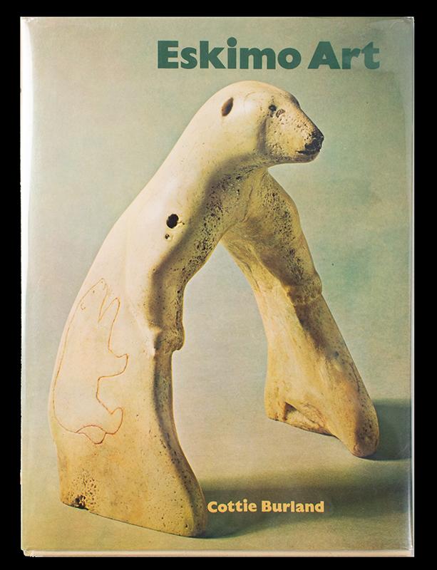 Eskimo Art Cottie Burland, cover view