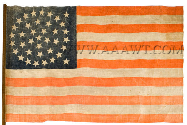 Flag, Parade