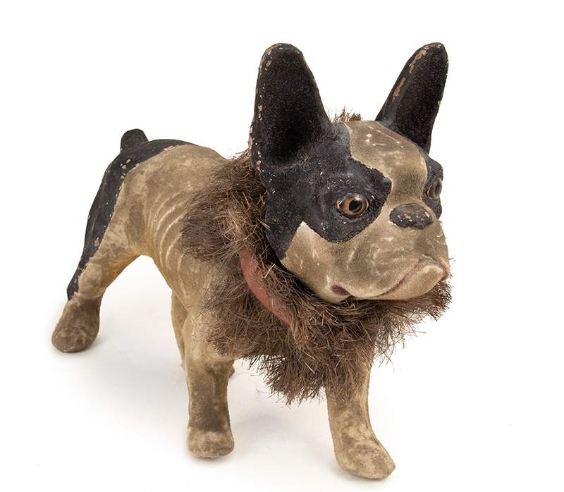 Large French Bulldog Nodder
