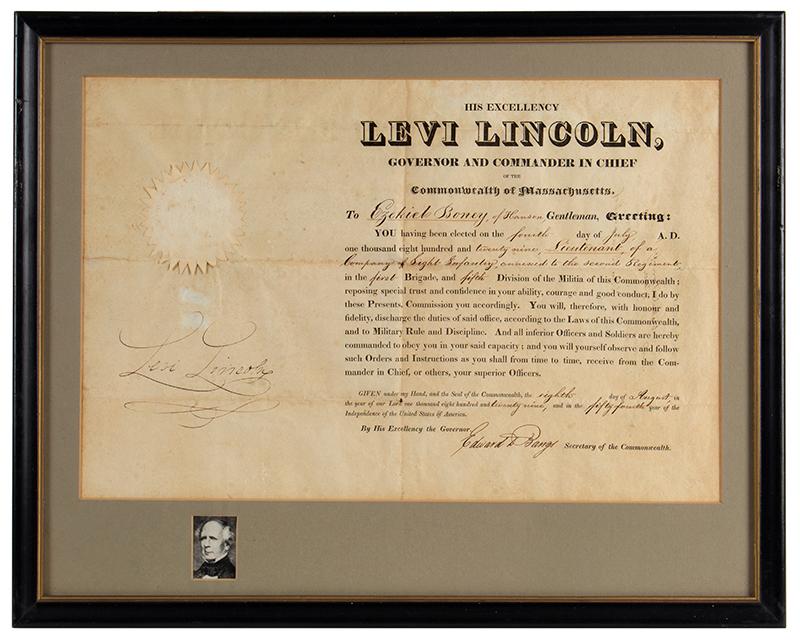 Antique Paper, Documents, Letters, Deeds, Historical Paper, Civil War