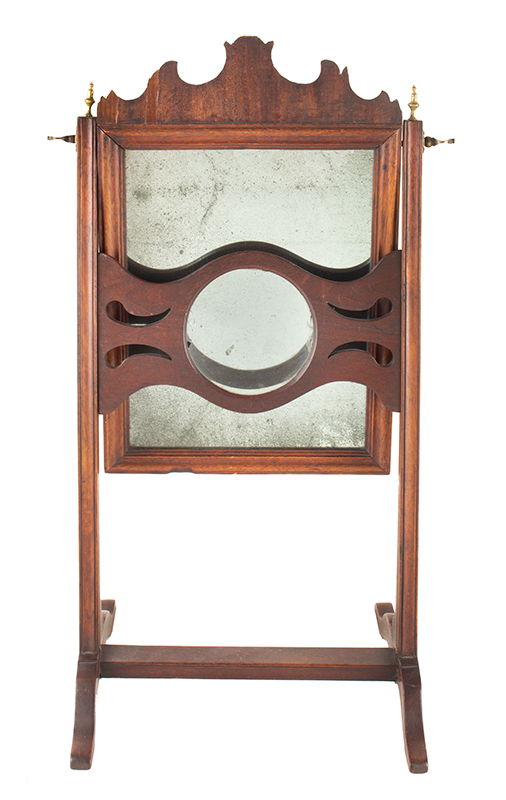 Antique Table Top Mirror Stand Mirror Ideas