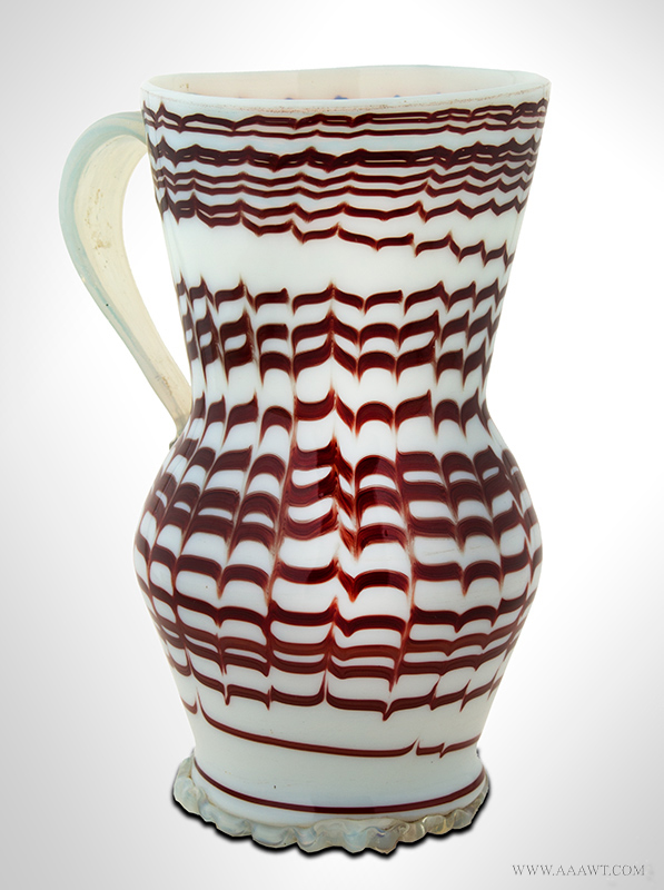 Pitcher, European, Possibly Hungarian 19th century, entire view