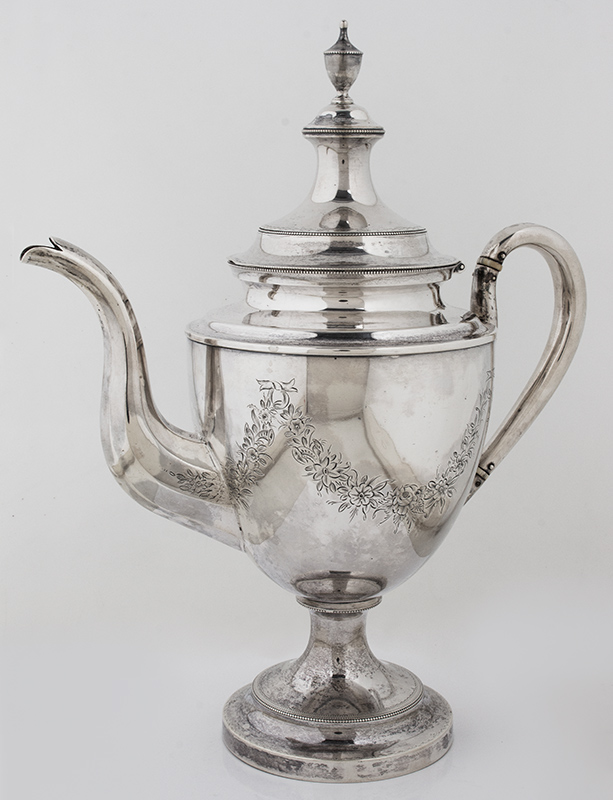 Silver Teapot, Baltimore,