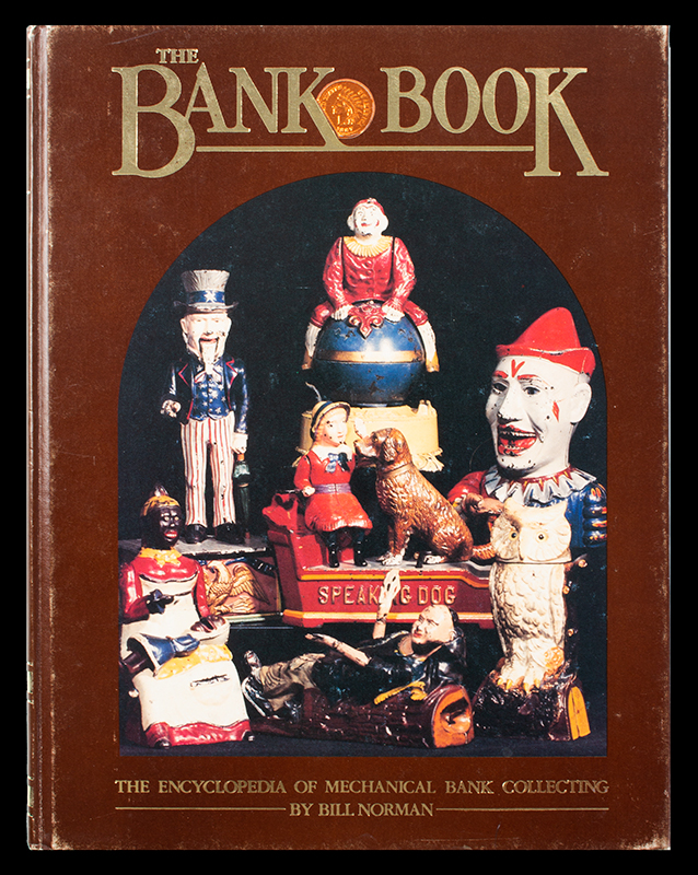 The Bank Book Bill Norman, cover view