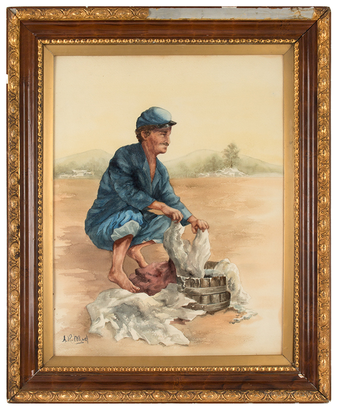 ALFRED RUDOLPH WAUD (1828 – 1891)