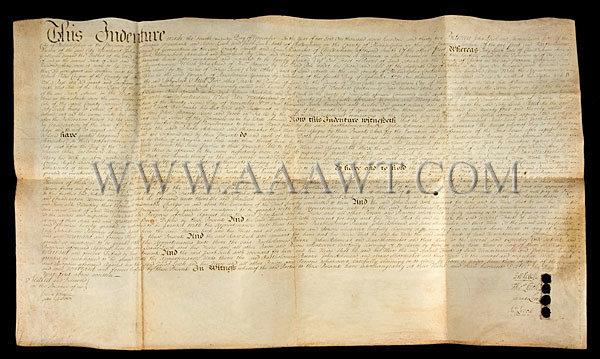 Antique Paper, Documents, Letters, Deeds, Historical Paper