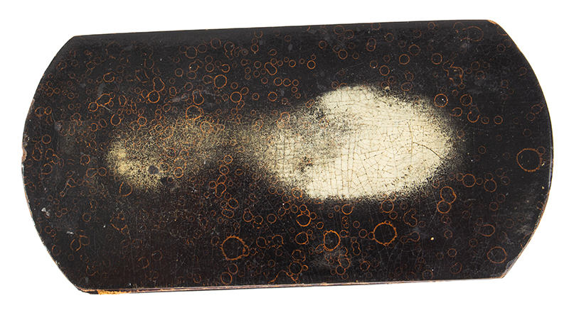 Cigar Case, USS Constitution vs. the Guerriere, entire view 2