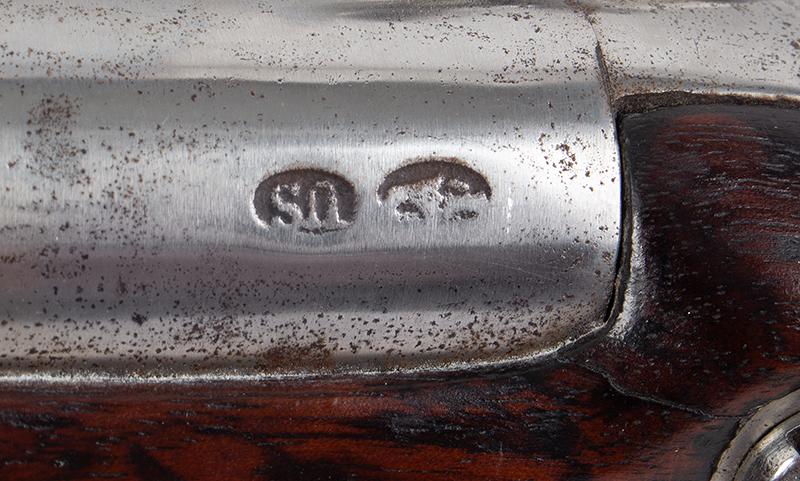 Model 1795 Harpers Ferry Flintlock Musket Dated 1817, Type IV, marks
