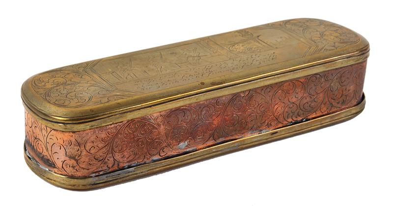 Tobacco Box, Oblong, entire view 4