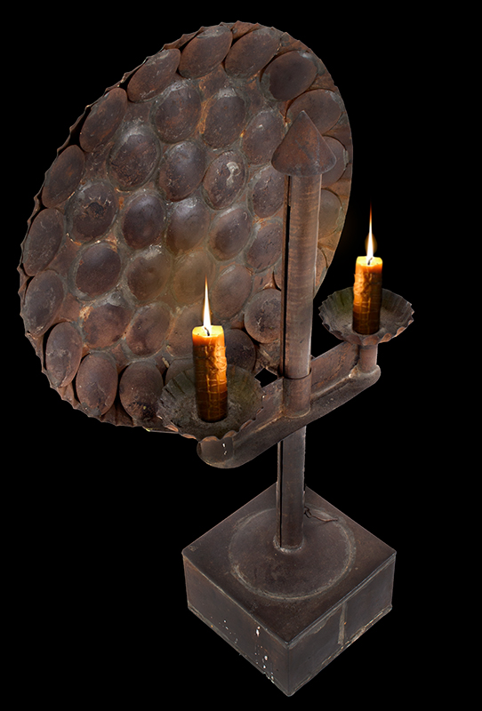 Candelabrum, Extremely Rare, Probably New York, entire view 1