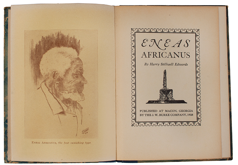 Book: Eneas Africanus, by Harry Edward Stillwell, page view