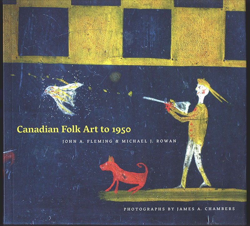Folk Art, Carved Beaver, Gilded and Painted Architectural Expression National Symbol of the Sovereignty of Canada, book scan 1