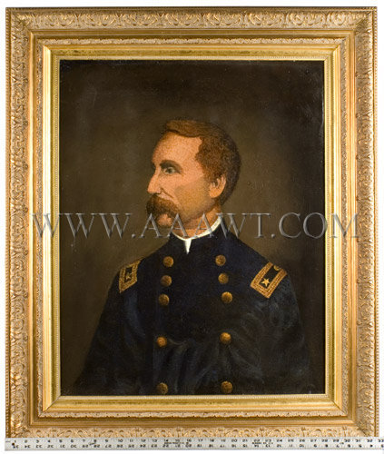 Portrait General Joshua Chamberlain Anonymous Late 19th Century, entire view