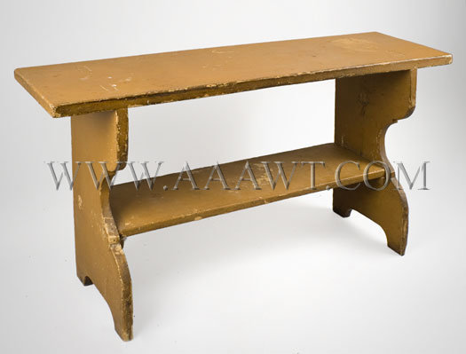 Small Bucket Bench