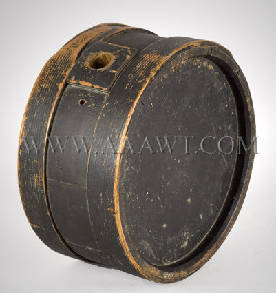 Early New England Canteen