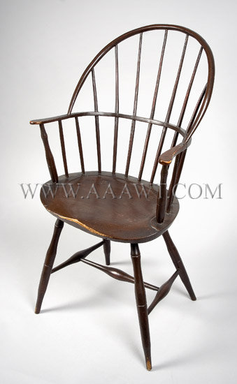 Unique Antique Furniture_Chairs, Early, Pilgrim, American SO11