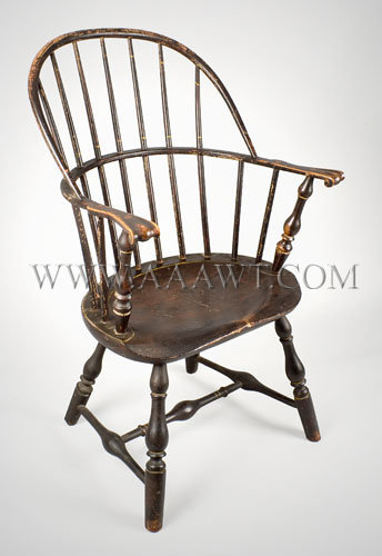 Sack-Back Windsor Armchair