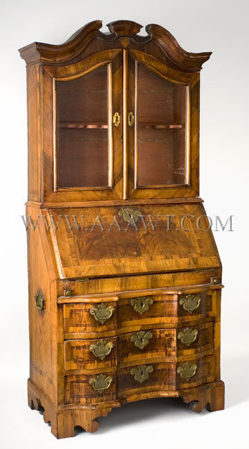 Exceptional Children's Secretary-Bookcase Continental Anonymous, entire view