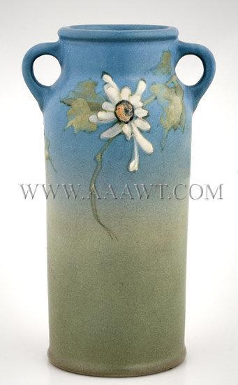 Pottery Vases Weller Roseville Ohio Bennington