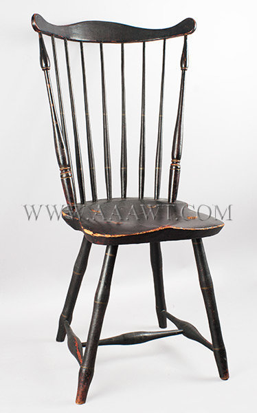Windsor Fan Back Side Chair