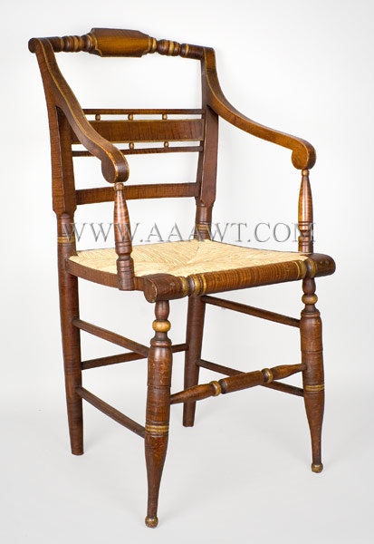 Antique Furniture Chairs Early Country Pilgrim American