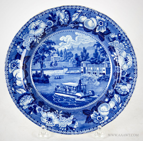Antique Staffordshire Masons Ironstone Dinner Service