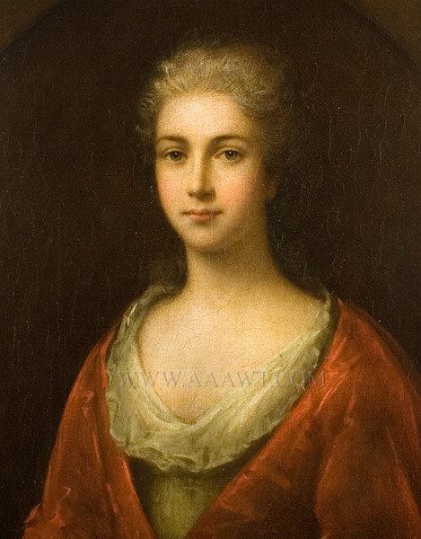 Antique Formal Portrait Formal Famous Portrait Artists