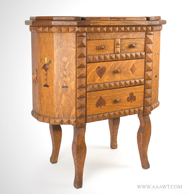 Antique Furniture_Washstands, Sewing stand, Beds