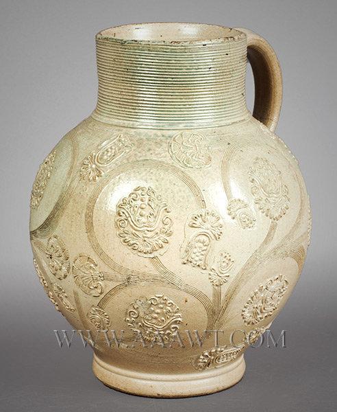 Antique Westerwald Stoneware Westerwald Pottery