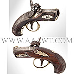 Derringers, Pepperboxes, Knuckledusters